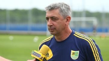 Севидов: «Наши ребята играют в футбол без души»