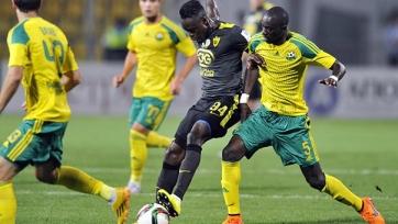 «Кубань» не удержала победу в матче с «Анжи»