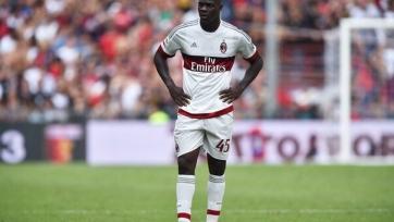 Марио Балотелли не сможет сыграть против «Наполи»
