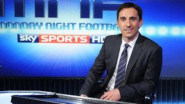 Невилл: «Арсенал» не относится к игре с «МЮ», как к чему-то значимому»