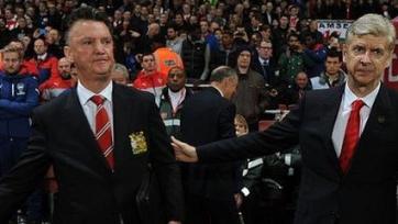 Стали известны стартовые составы «Арсенала» и «Манчестер Юнайтед»