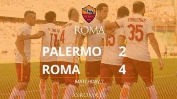 «Интер» вновь потерял очки, а «Рома» обыграла «Палермо»