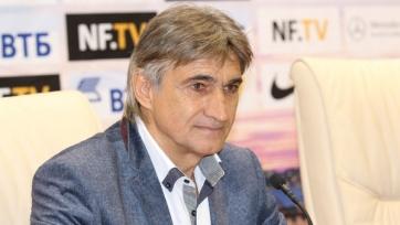 Валерий Чалый: «Тяжёлый матч, результат — неудовлетворительный»