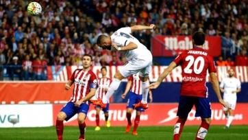 «Атлетико» и «Реал» разошлись миром