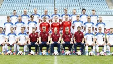 Леонид Слуцкий огласил окончательный состав сборной России