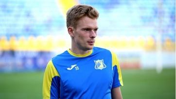 Павел Могилевец: «Не вернись я в «Зенит», не играл бы сейчас в «Ростове»
