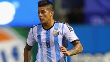 Маркос Рохо не примет участия в матчах Аргентины против Эквадора и Парагвая