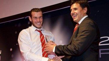 Гарет Бэйл в пятый раз признан лучшим игроком Уэльса