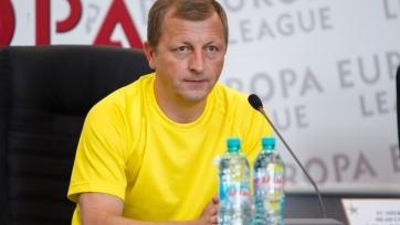 Попеску больше не является главным тренером «Шерифа»