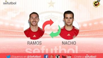 Серхио Рамос сборной Испании не поможет