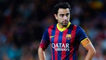 Хави мечтает вернуться в «Барселону»