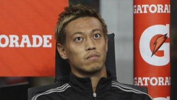 Кейсуке Хонда обозначил проблемы «Милана»