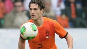 Дарил Янмаат не сможет помочь сборной Нидерландов