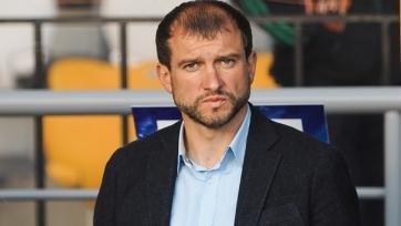Скрипченко: «Урал» - это очередной новый вызов для меня»