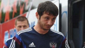 Дзагоев пропустил тренировку сборной России