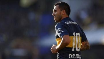 Карлос Тевес может вернуться в «Ювентус»