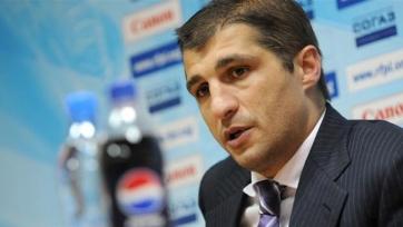 Официально: Омари Тетрадзе возглавил «Енисей»