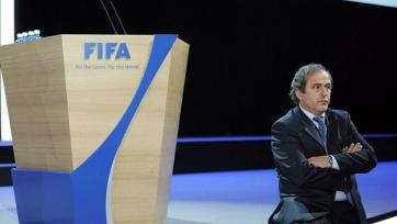 Мишель Платини может лишиться президентского кресла