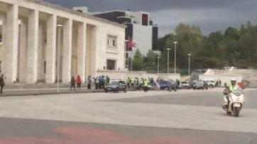 В Албании готовятся к историческому матчу с сербами