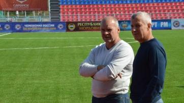 «Мордовия» погасит все задолженности перед игроками до конца недели