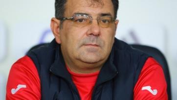 Штефан Стойка: «Завтра постараемся показать хорошую игру»