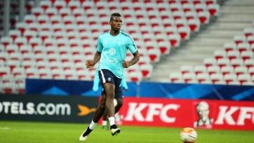 Погба покинул расположение сборной Франции