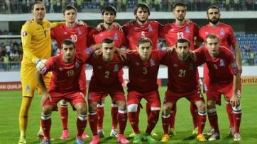В сборную Азербайджана вызваны двадцать два футболиста