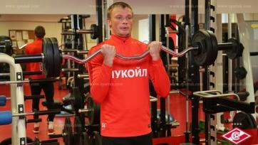 Евгений Макеев работает по индивидуальной программе