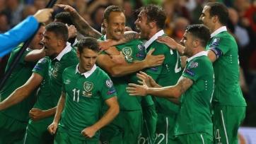 Ирландия выиграла у Германии
