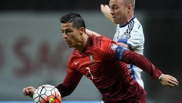 Португалия одолела датчан и вышла на Евро-2016