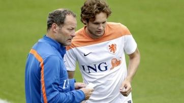 Блинд: «Мне будет стыдно, если сборная Нидерландов не выйдет на ЧЕ»