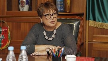 Смородская: «РЖД не собирается продавать «Локомотив»