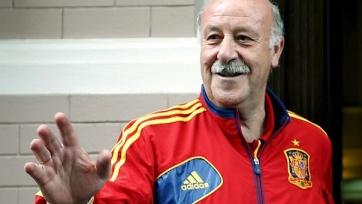 Дель Боске может остаться у руля сборной Испании и после Евро-2016