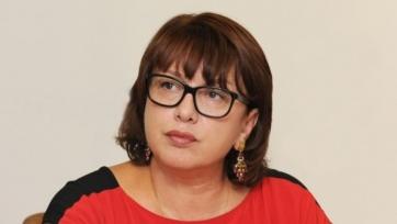 Смородская: «Перед «Локомотивом» ставятся самые высокие задачи»