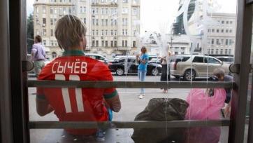 Сычёв больше не будет выступать за «Локомотив»
