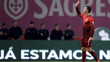 Роналду покидает расположение сборной Португалии