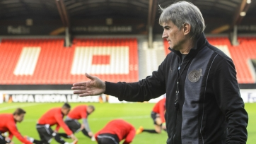 Чалый – главный тренер «Рубина»