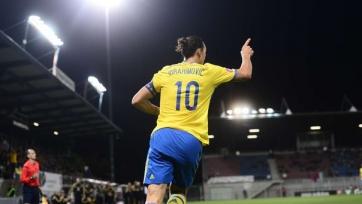 Сборная Швеции переиграла на выезде Лихтенштейн