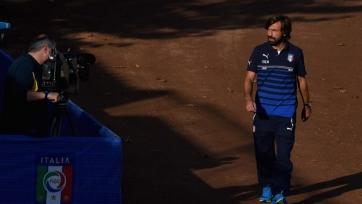 Сборная Италии сыграет с Азербайджаном без Пирло