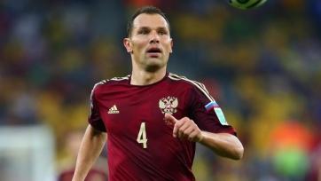 Игнашевич – самый результативный защитник в истории сборной России
