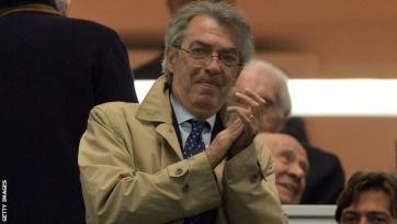 Моратти: «Манчини привил «Интеру» характер»