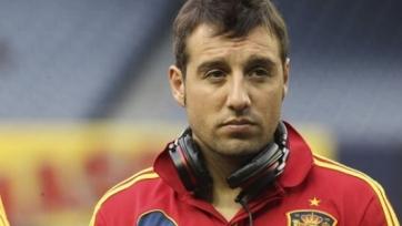 Касорла: «Матч в Киеве будет для испанцев особенным, в этом городе мы выиграли Евро»