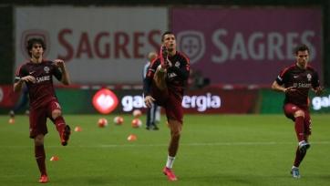 Фернанду Сантуш верит в шансы португальской сборной