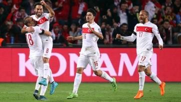Сборная Турции выиграла в Чехии