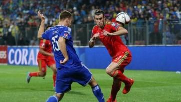 Сборная Уэльса потерпела первое поражение в отборочном цикле