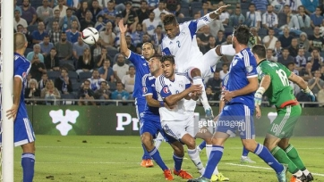 Сборная Кипра одержала гостевую победу в Иерусалиме