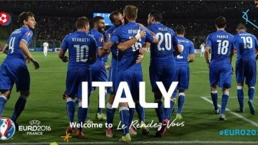 Сборная Италии в квалификации к ЧЕ и ЧМ не проигрывает 49 матчей подряд