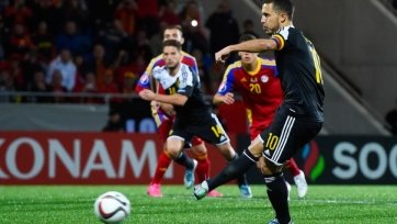 Эден Азар: «На всех игроков Андорры футболок не хватило»