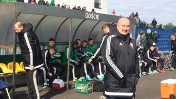 «Легия» забила шесть голов в первом матче при Черчесове