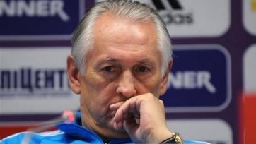 Фоменко: «Нужно выходить на футбольное поле и биться за победу»